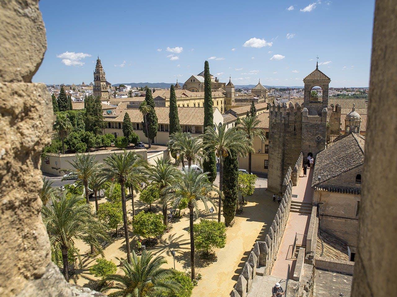 Visita guiada al Alcázar de los Reyes Cristianos de Córdoba-4