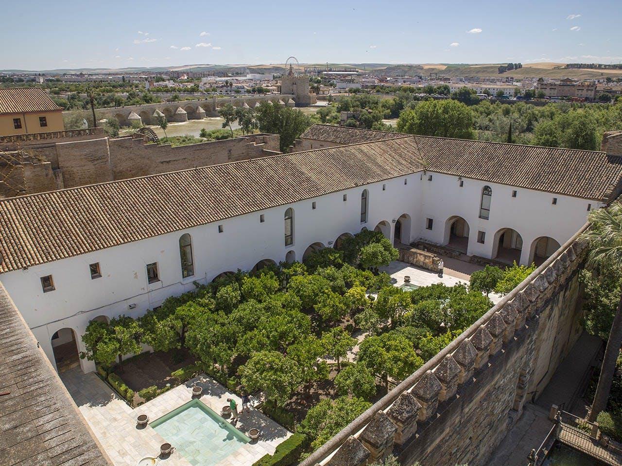 Visita guiada al Alcázar de los Reyes Cristianos de Córdoba-5