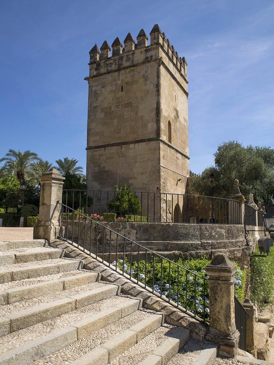 Visita guiada al Alcázar de los Reyes Cristianos de Córdoba-7