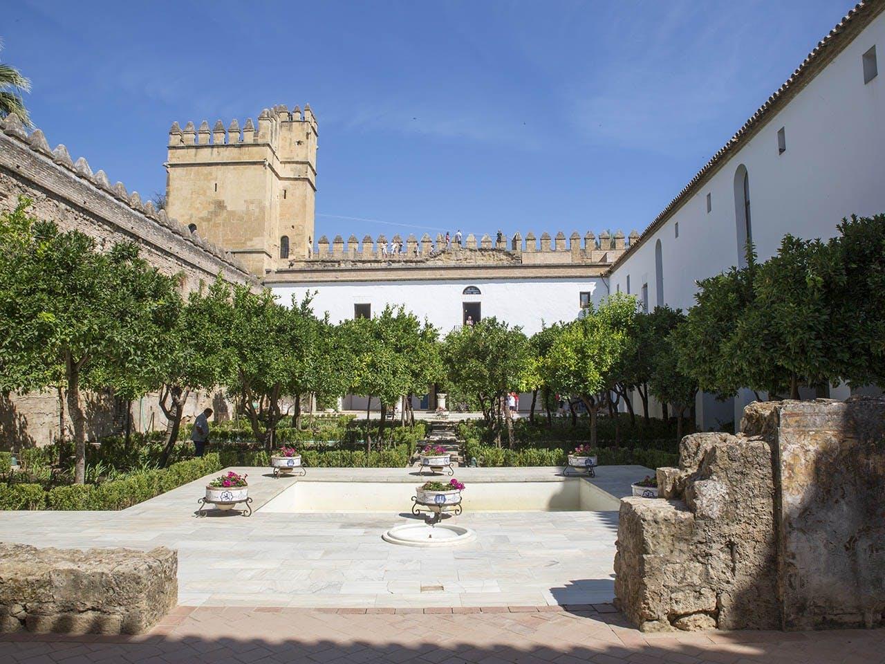 Visita guiada al Alcázar de los Reyes Cristianos de Córdoba-8