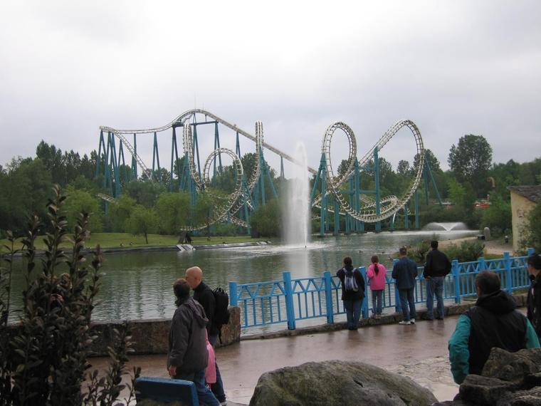 Entradas y traslado al parque temático Parc Astérix