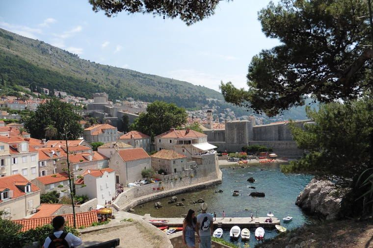 Excursión de 1,5 horas por el casco antiguo de Dubrovnik
