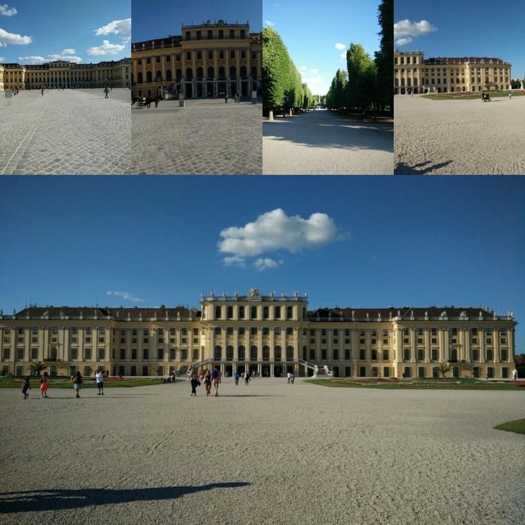 Concierto nocturno en el Palacio de Schonbrunn