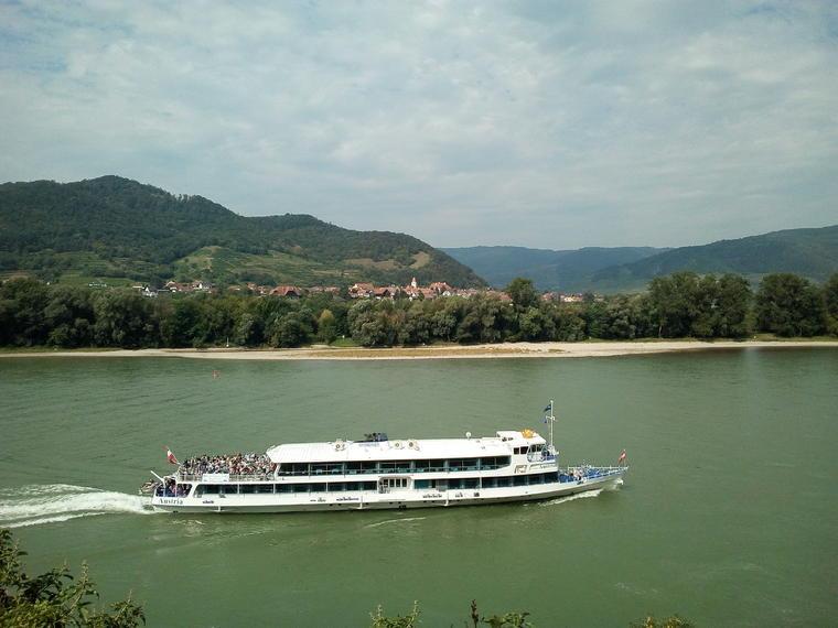 Excursión de un día a la abadía de Melk y al valle del Danubio desde Viena