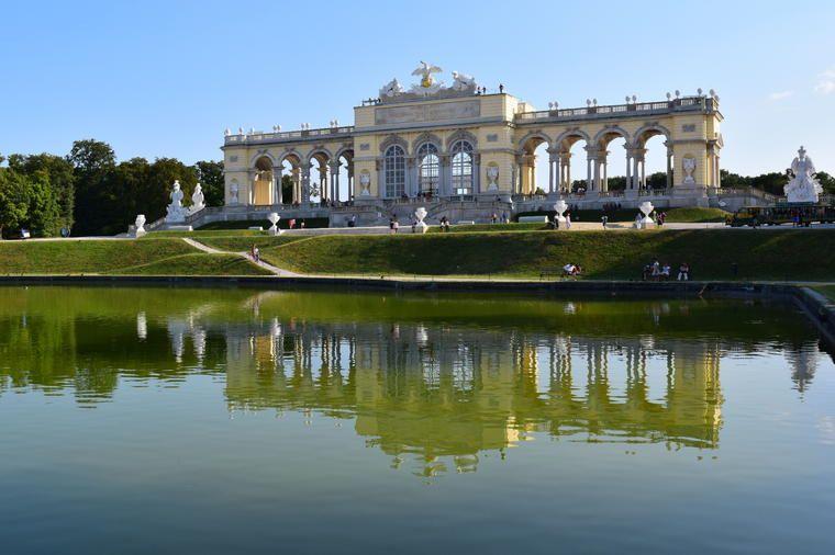 Cena en el Palacio de Schönbrunn: visita al palacio, cena y concierto