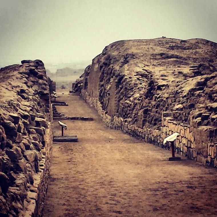 Excursión de medio día al Templo de Pachacamac desde Lima