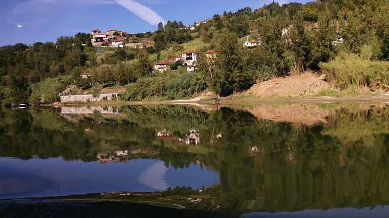 Excursión de un día desde Oporto a Régua en tren y viaje de regreso en barco