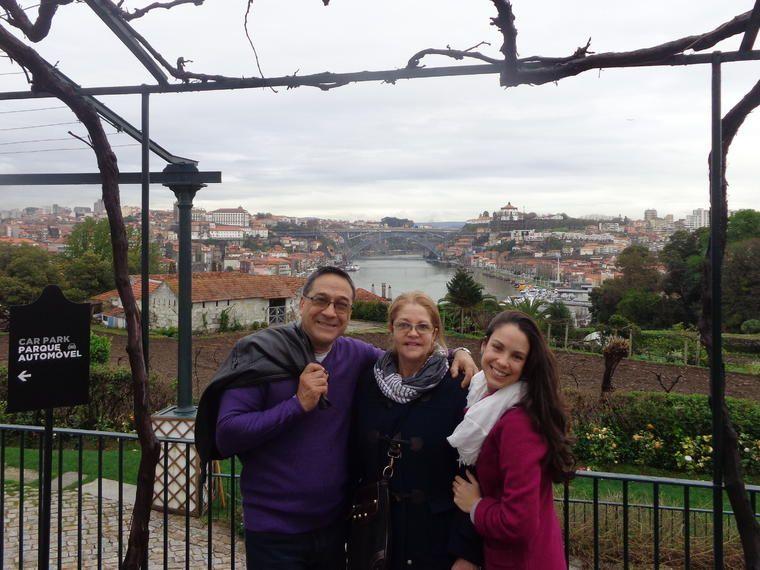 Recorrido panorámico en Oporto