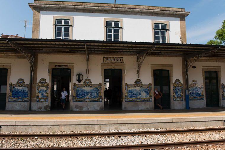 Crucero de un día desde Oporto hasta Pinhão con desayuno y almuerzo