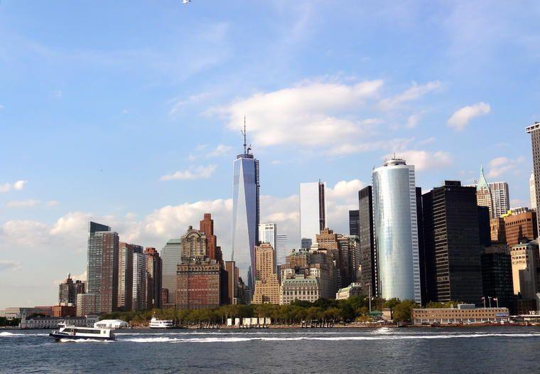 Crucero con paradas libres por el puerto de Nueva York: